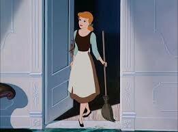 Cinderella's everyday life
