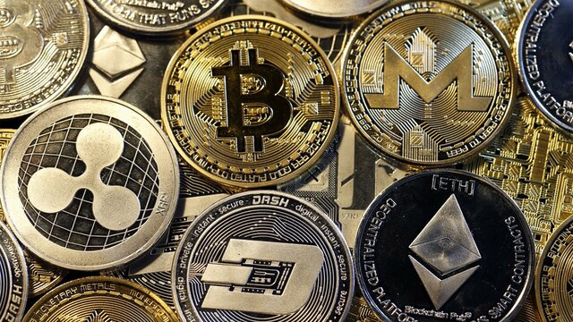 Первые упоминания криптовалюты