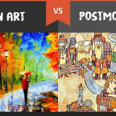 Modernism and Postmodernism timeline