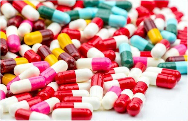 Antibiòtics.