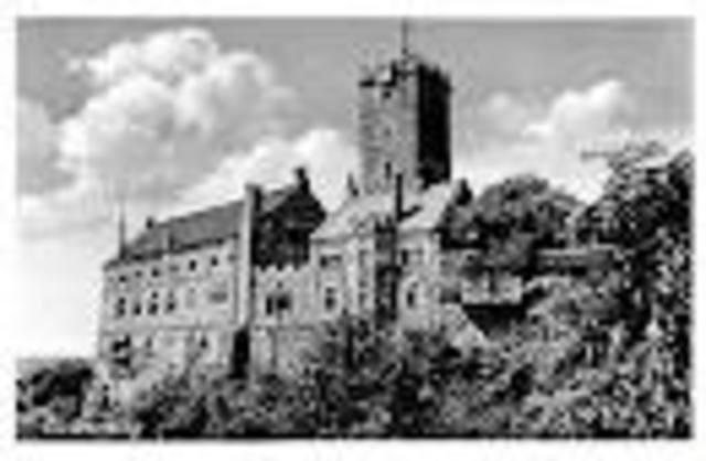 Taken to Wartburg Castle