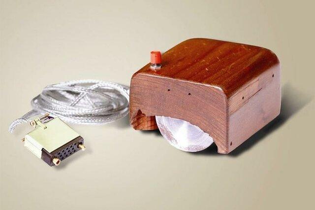Primer raton para ordenador