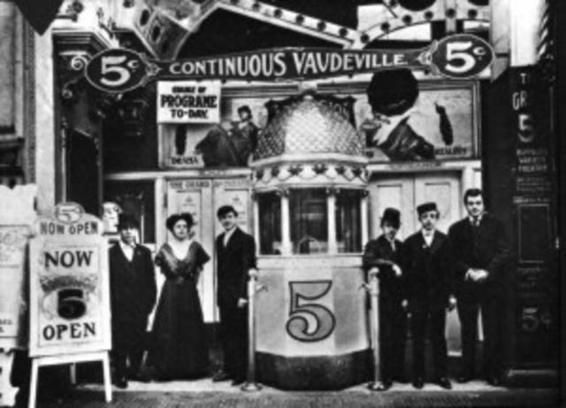 Vaudeville Evolves!