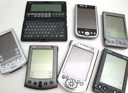 Primeros ordenadores de bolsillo