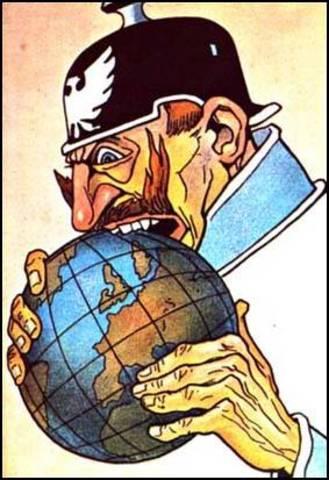 Kaiser Wilhelm II Announces Abdication