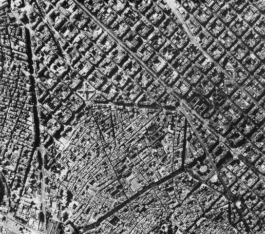 La caída de Barcelona