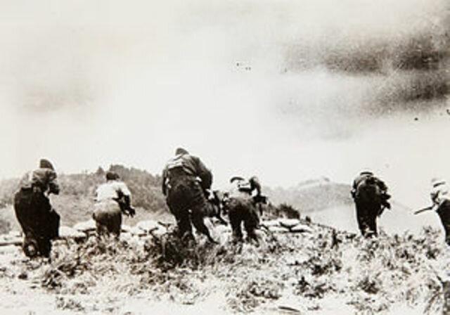 Batalla de Irún (Victoria de los Sublevados)