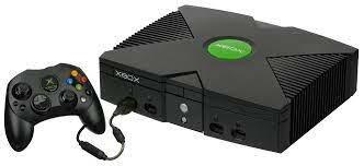 Primera consola Xbox