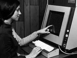 HP150: Ordenador con pantalla táctil