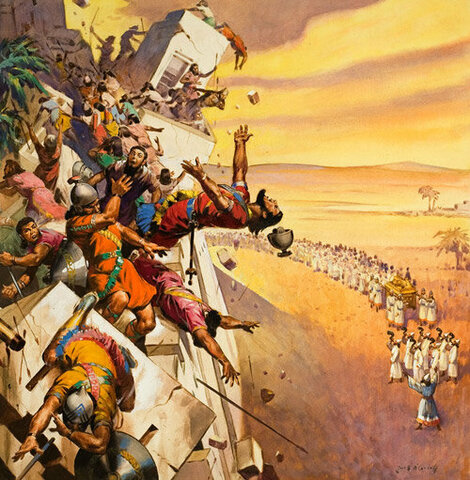 Conquest of Canaan (beg.year)