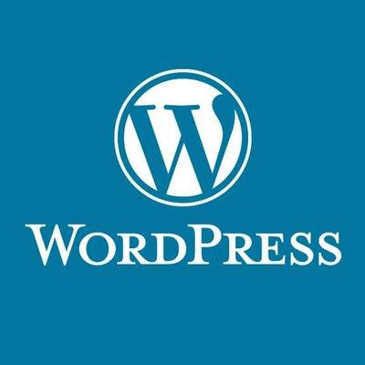 Historia De WordPress timeline