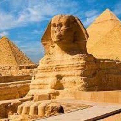 ANTIC EGIPTE timeline
