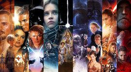 Peliculas de Star Wars timeline
