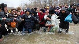 Refugees in kozani! timeline