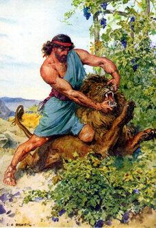 Samson (birth year)
