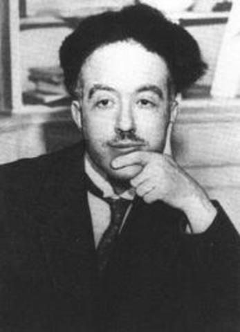 Louis de Broglie's Theroy Began
