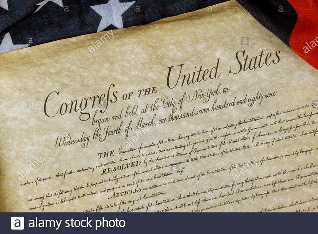 Constitución Americana