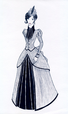 From Cult of Domesticity to Victorian Lady