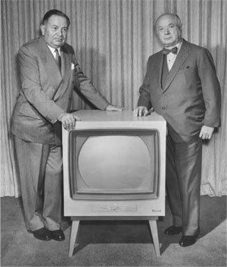 Rojas Pinilla trajo los televisores a Colombia.