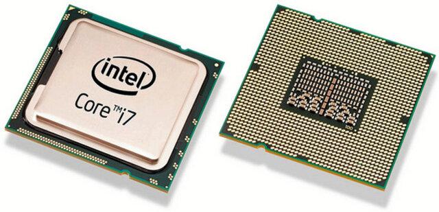Cuarta generación. Microprocesador.