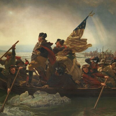 revolucion americana timeline