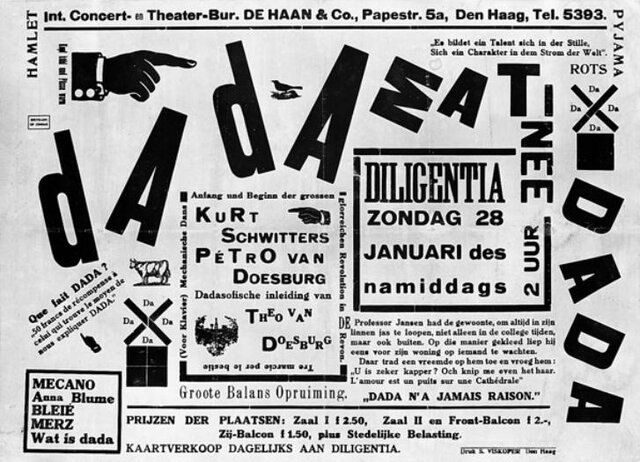 Avantguardes: Dadaisme