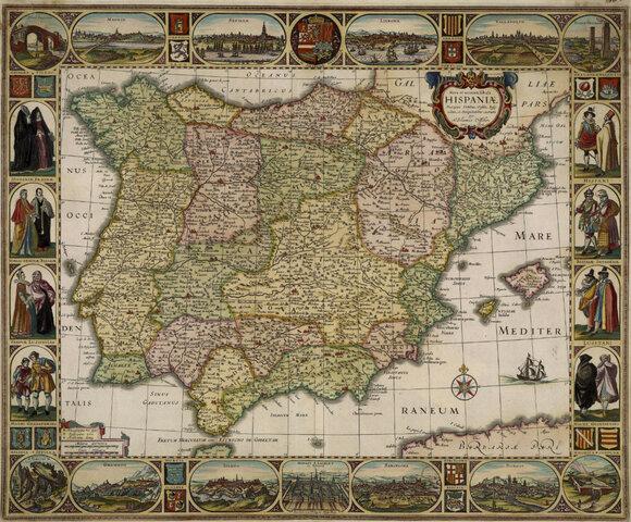 El paper a Espanya