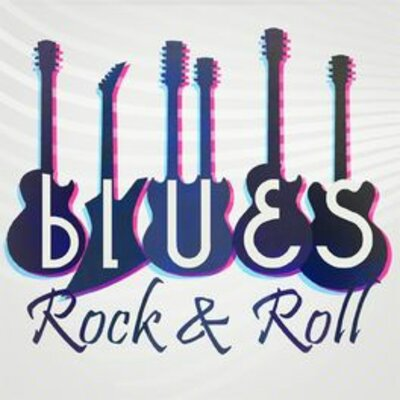 Del Blues al Rock and Roll timeline