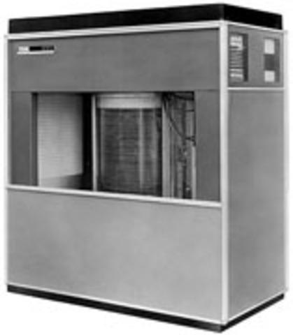 First Computer Hardisk
