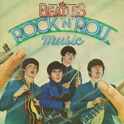 Desde el Blues hasta el Rock timeline