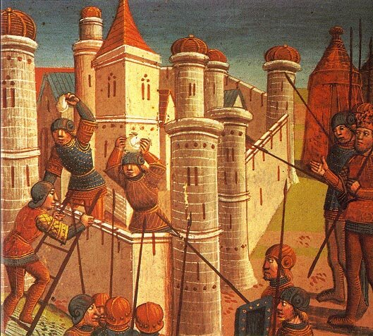 End of the middle ages