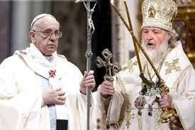 Disputa entre l'església catòlica i ortodoxa