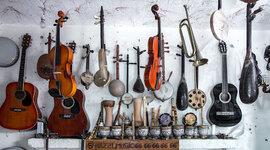 HISTORIA DE LA MUSICA - BLUS, ROCK timeline