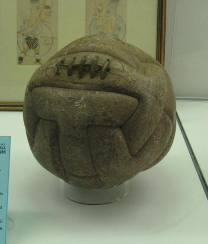 First ever World Cup