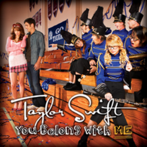 You Belong with Me was released