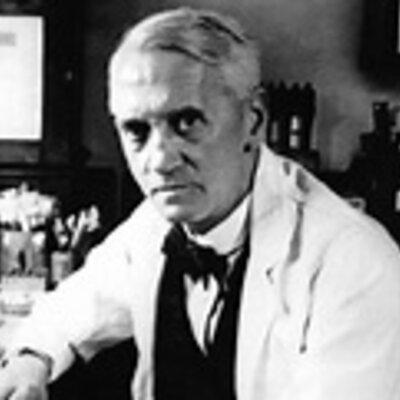 Biografía de Alexander Fleming   timeline