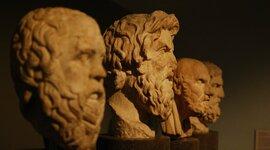 Filosofía griega timeline