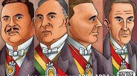GOBIERNOS REPUBLICANOS (1920-1932) timeline