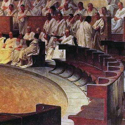 From postclassical roman law until Irnerius timeline