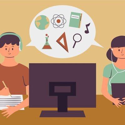 La evolución de las tecnologías educativas en el aula timeline