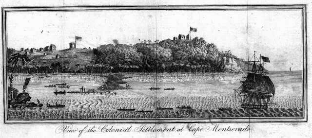 Colonial Settlement Begins