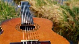 Historia de la guitarra.  timeline