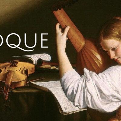 Baroque Period timeline