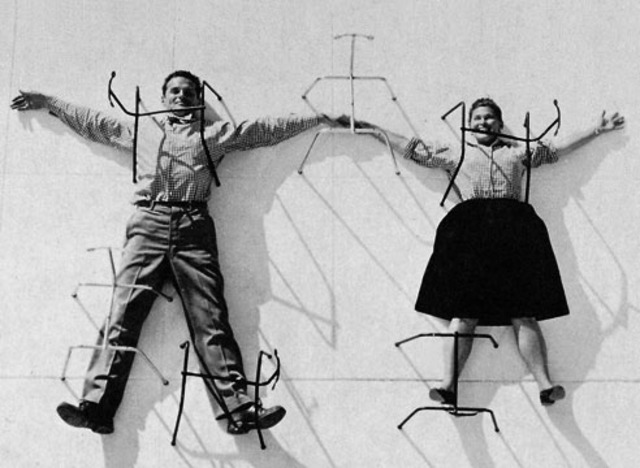 Charlie & Ray Eames