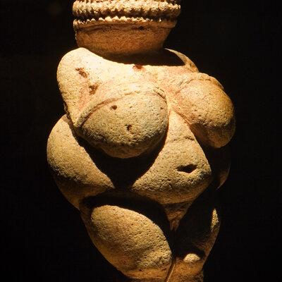 Venere di Willendorf timeline