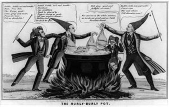 Creation of the Free-Soil Party