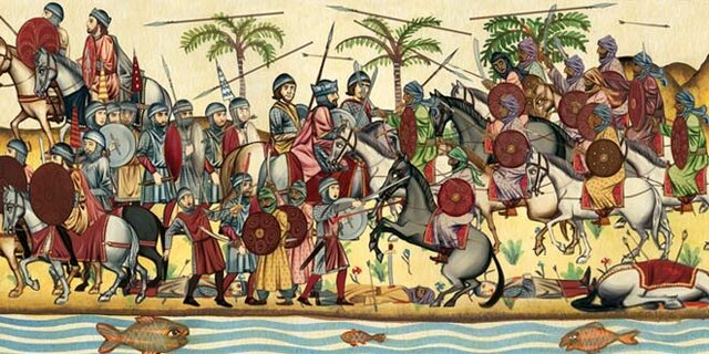 Caiguda del Regne Visigot