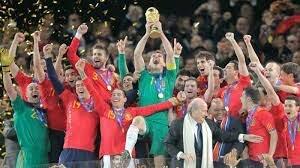 Gana el Mundial de fútbol España
