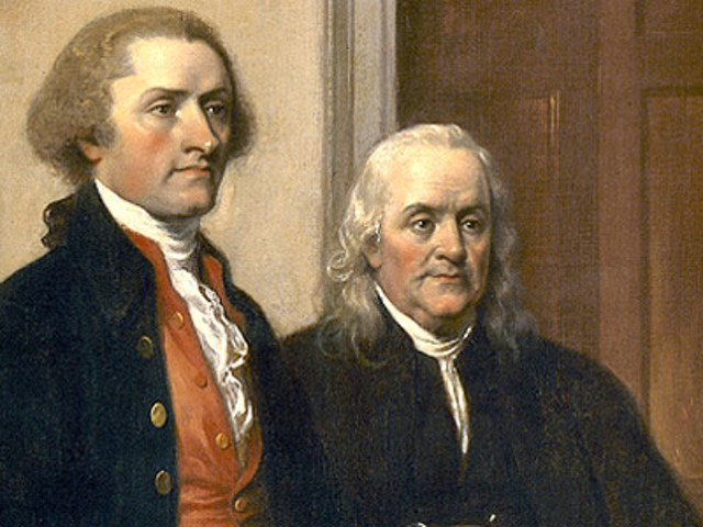First Party System (Federalists and Jeffersonian Democrats)