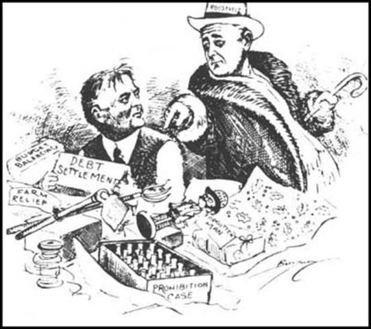 Return of the Democrats (New Deal Coalition)